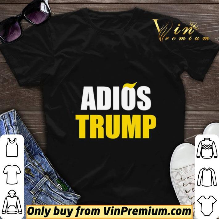 Adios trump pro biden and harris 86 45 shirt sweater