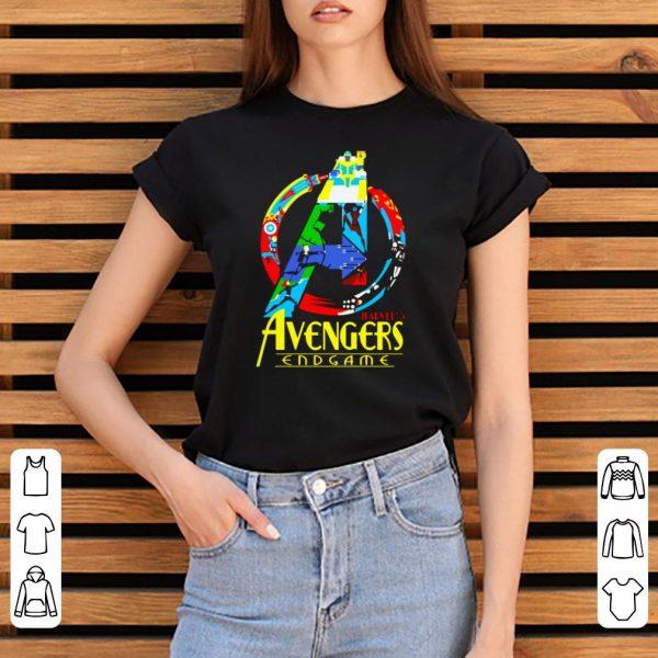 Marvel's Avengers Endgame Logo shirt