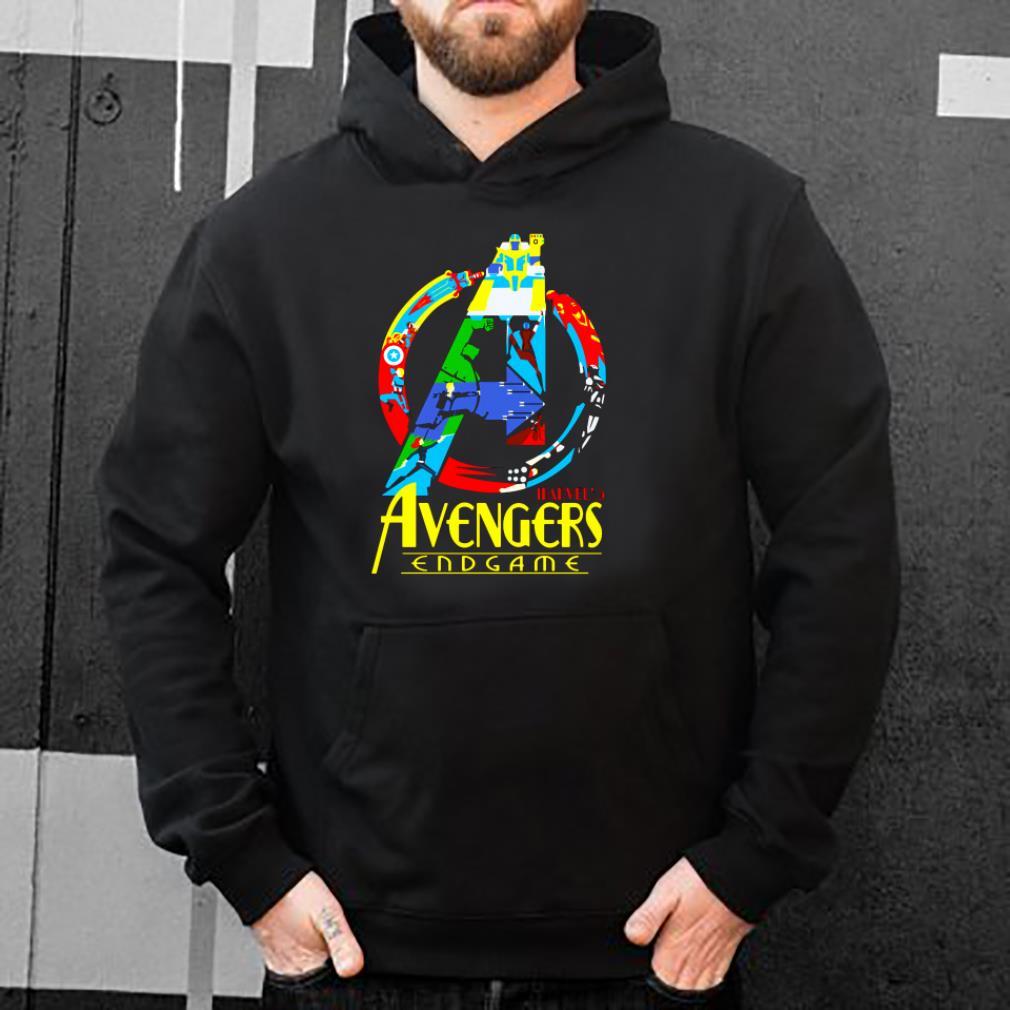 Marvel s Avengers Endgame Logo shirt 4 - Marvel's Avengers Endgame Logo shirt