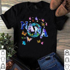 Butterfly Nana shirt