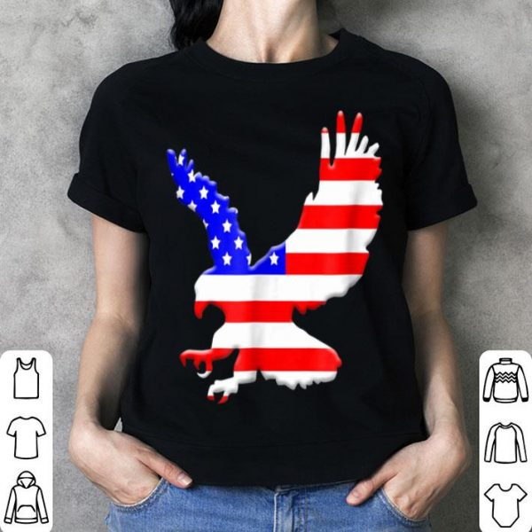 4th Of July American Flag Eagle Usa shirt