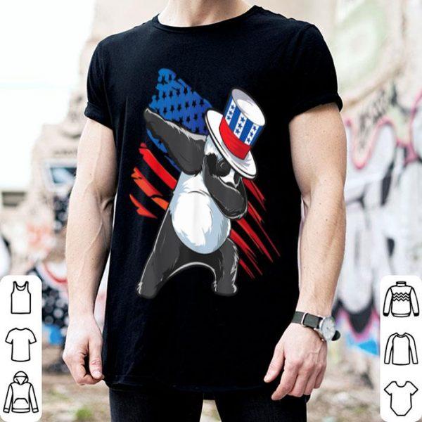 4th Of July Panda Dabbing Panda Shirt
