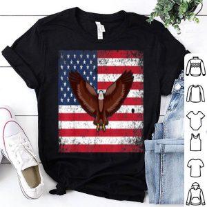 American Flag 4th Of July Eagle shirt