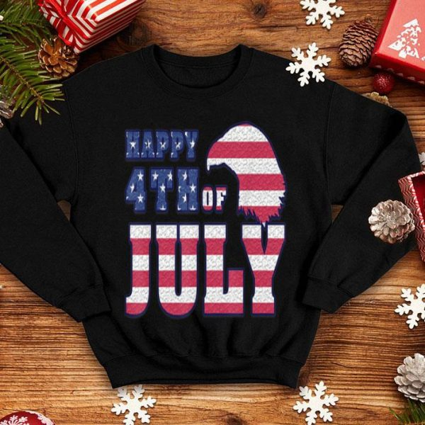 Eagle American Flag 4th Of July Independence Day Shirt