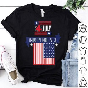 Independence Day July 4th Flag Eagle Liberty shirt