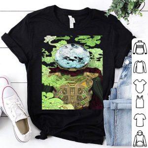 Marvel Spider-man Far From Home Mysterio Green Smoke shirt