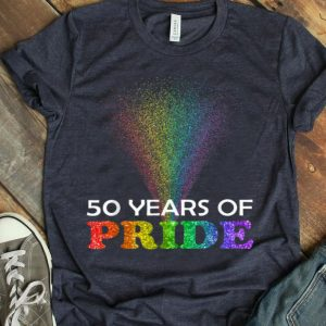 Rainbow Stonewall Riots 50th Anniversary Gay Pride Month shirt