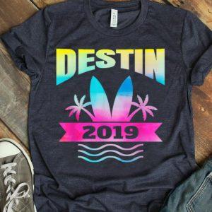 2019 Destin Beach Vacation shirt