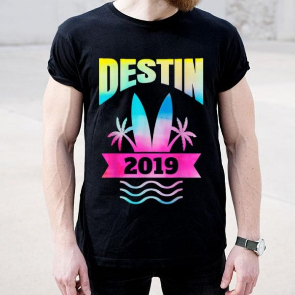 2019 Destin Beach Vacation shirt