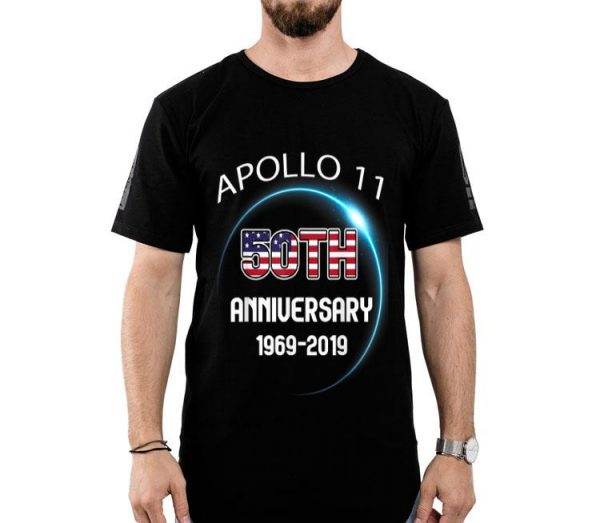 50th Anniversary First Walk On The Moon 1969-2019 shirt
