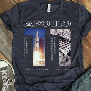 Apollo 11 50th 1969 Moon Landing shirt