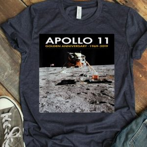 Apollo 11 50th Anniversary Eagle Landed on Moon shirt