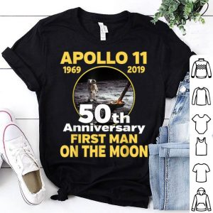 Apollo 11 50th Anniversary Man On The Moon Idea shirt