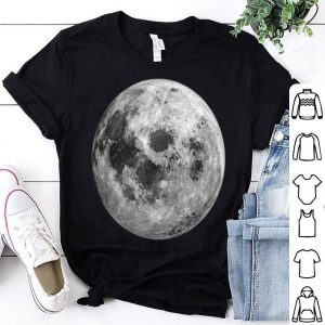 Cool Full Moon Space Science 50th Anniversary shirt