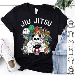 Panda Bjjs Mma Jiu Jitsu shirt