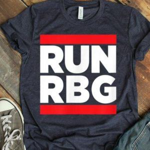 Run RBG Ruth Bader Ginsburg Old School Rap shirt