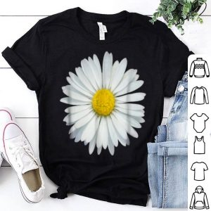 White And Yellow Daisy Flower Rave shirt