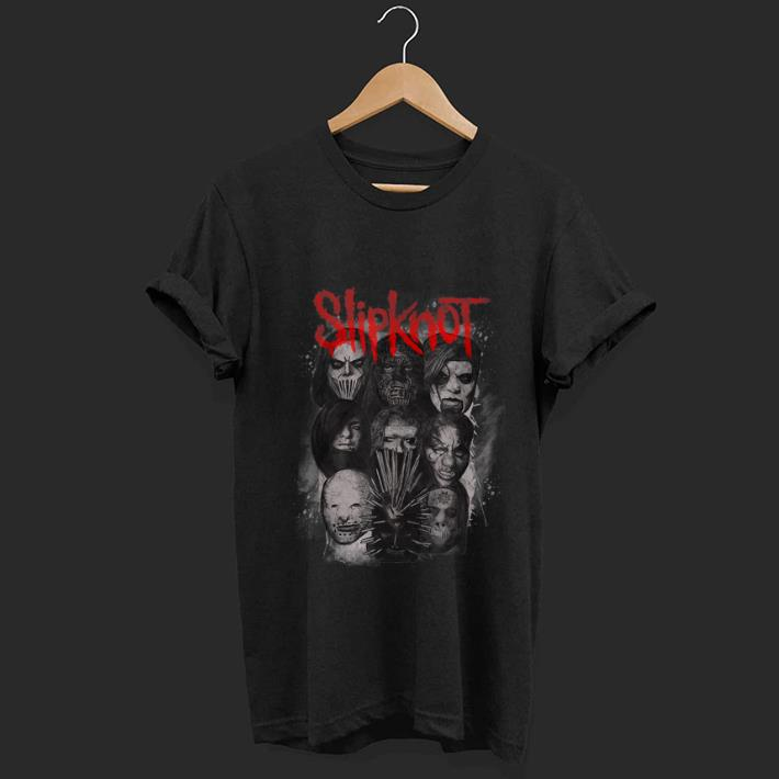 Hot Slipknot Official We Are Not Your Kind World Tour shirt