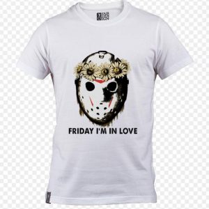 Jason Voorhees Friday i'm in love shirt sweater