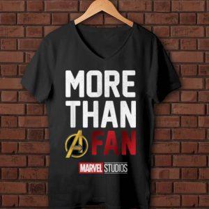 Original Avengers More Than A Fan Marvel Studio shirt