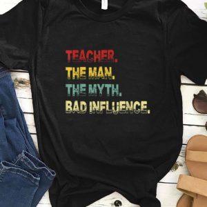Original Teacher The Man The Myth The Legend Vintage shirt