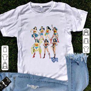 Premium Wonder Woman Decades DC shirt