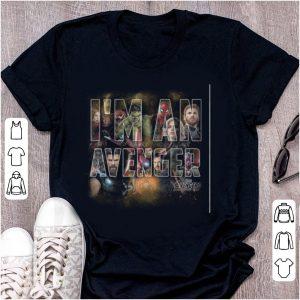 Pretty Marvel Avengers Infinity War I Am An Avenger shirt