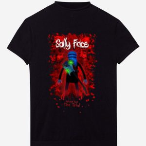 Pretty Sally Face Sanity's Fall Larry The Trial shirt