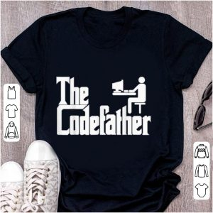 Pretty The Codefather Programmer shirt