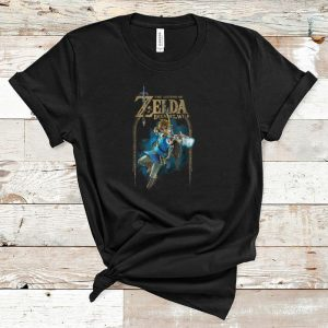 Pretty The Legend Of Zelda Breath Of The Wild shirt