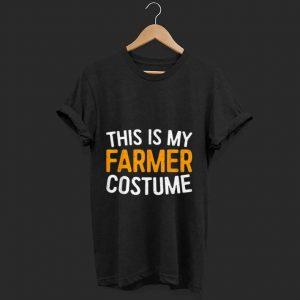 Pretty This Is My Farmer Costume shirt