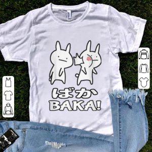 Top Cute Anime Baka Rabbit Slap shirt