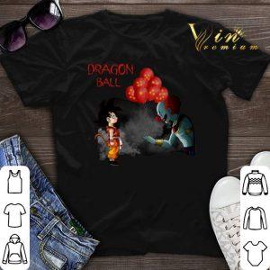 Dragon Ball balloons Son Goku Pennywise shirt sweater
