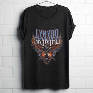 Funny Lynyrd Skynyrd Eagle Guitar shirt