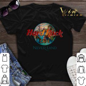Hard Rock Cafe Neverland shirt sweater
