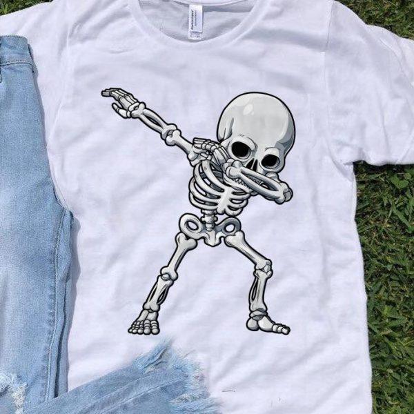 Hot Halloween Dabbing Skeleton shirt