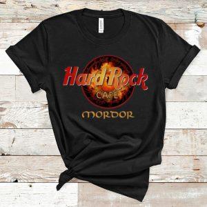Hot Hard Rock Cafe Mordor LOTR shirt