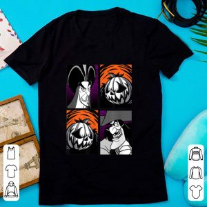 Nice Disney Halloween Villains shirt