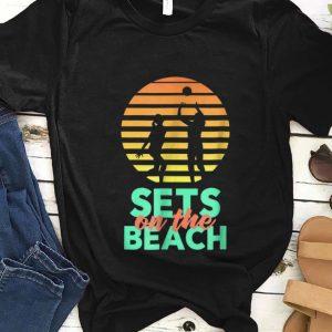 Nice Sets On The Beach Vintgage shirt