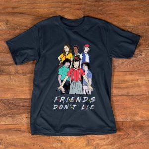 Official Friends Don't Lie Stranger Things shirt
