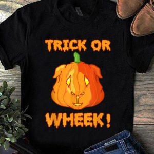 Official Guinea Pig Trick Or Wheek Jack O' Lantern Pumpkin shirt