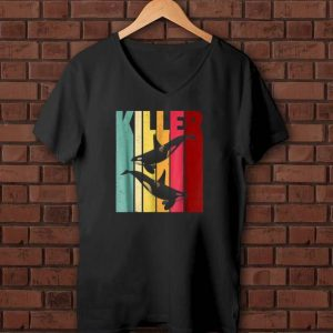 Official Retro Vintage Orca Killer Whale shirts