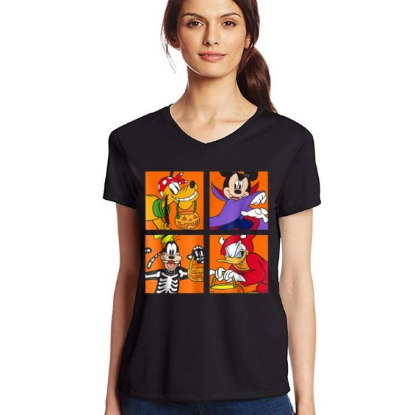 Pretty Disney Mickey Mouse And Friends Surprise Halloween shirt