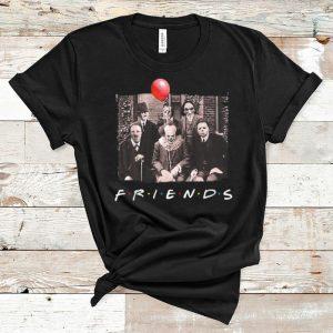 Pretty Friends Horror Movie Creepy Halloween shirts