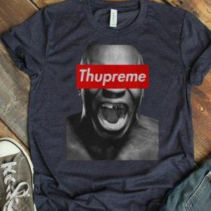 Pretty Supreme Thupreme Mike Tyson shirt