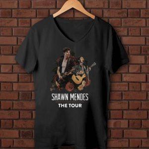 Pretty The Tour Amsterdam Shawn Mendes 2019 shirts