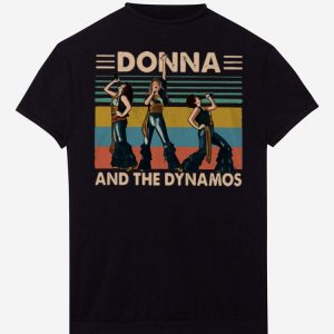 Pretty Vintage Donna and the Dynamos shirts