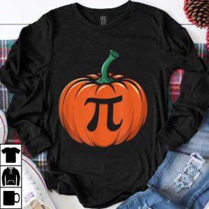 Pumpkin Pi Funny Pie Pun Math Halloween Gifts shirt