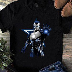 Top Dallas Cowboys Iron Man shirt