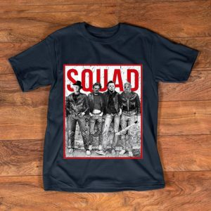 Top Jason Squad Halloween Horror Character Costume shirt